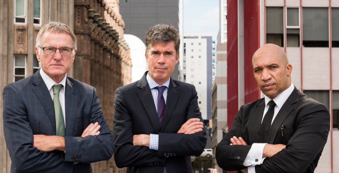 Top Criminal Defence Lawyers Auckland Group Shot